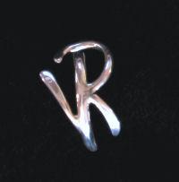 Ring uit initialen